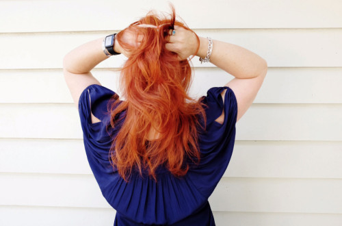 Copper-Hairstyle
