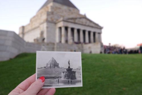 Melbourne-Shrine-of-Remembrance-1930s